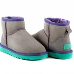 UGG Classic Mini Studded Bling Grey