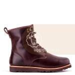 UGG Mens Hannen Chocolate (Black Sole)