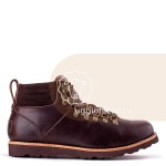 UGG Mens Capulin Chocolate (Black Sole)