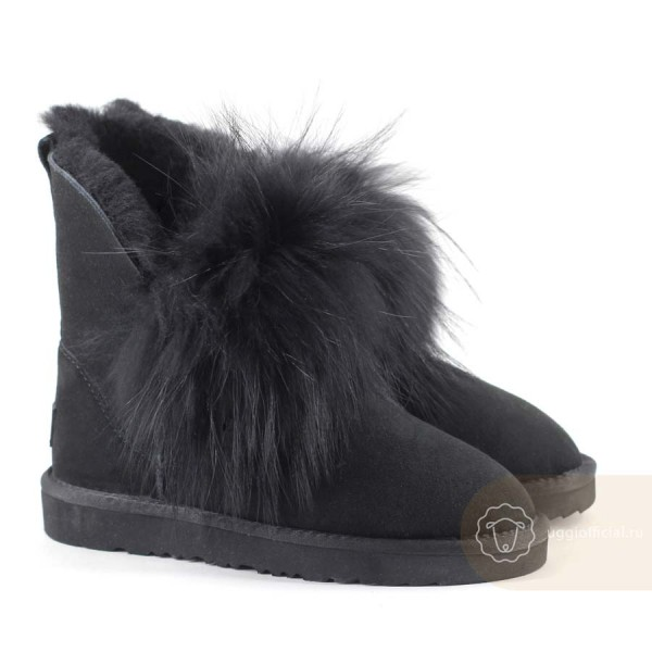 UGG Fox Gen II Black