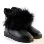 UGG Fox Gen II Metallic Black