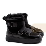 UGG Classic Boom Buckle Boot Black